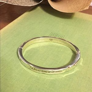 EUC Brighton Hinged Bangle Bracelet